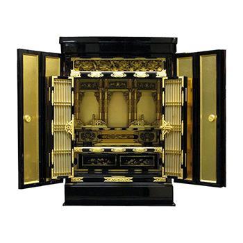 金仏壇 上置型